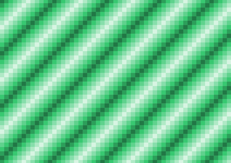 gradation: Background of the mosaic green gradation