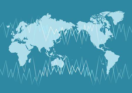 importation: World map Business image