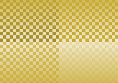 checkered pattern: Checkered pattern gold