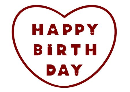 心のお誕生日おめでとう