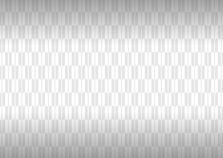 goodluck: Yagasuri pattern silver