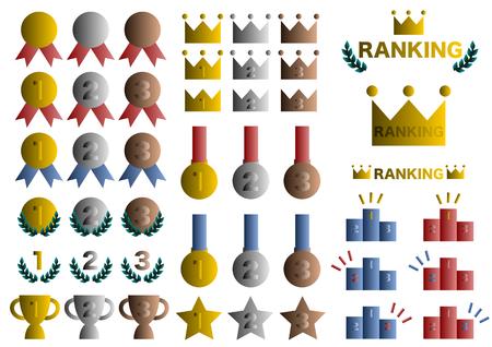 Icon of Ranking