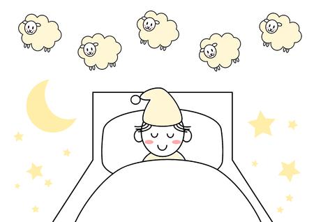 Sleep and sheep