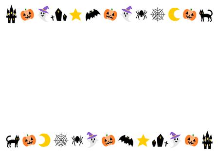 Ramki z Happy Halloween