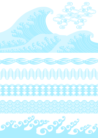 Illustration of wave