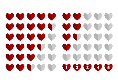 Illustration of Ranking and Heart