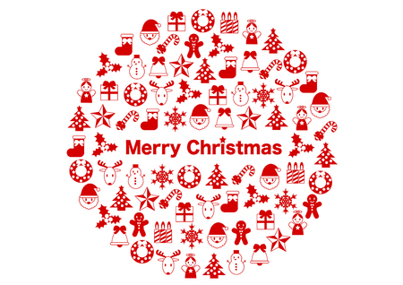 Illustration of Christmas (Logo)