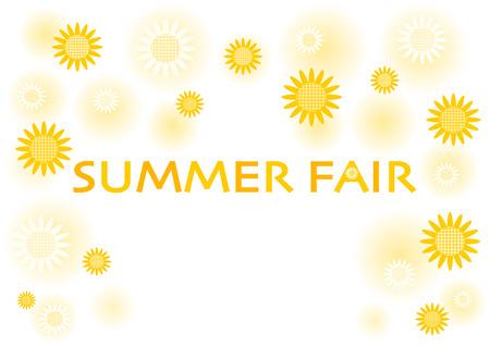 Illustration of Spring Fair Imagens - 98699834