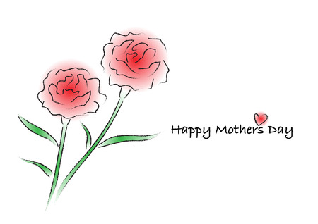 Illustration of Mother's Day