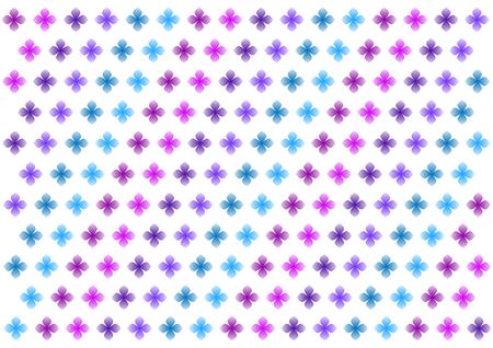 Floral Pattern: Background illustration