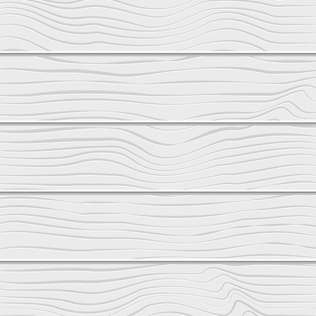 Vector Illustration. Wood texture for decoration. Timber white background with vertical planks for design 일러스트