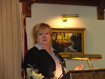 sheppard: 6112011:Judy Sheppard talks about her slain son Matthew who was gay in Casper, Wy.