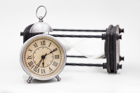 necessities: Clocks and hourglasses