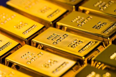 Gold Reklamní fotografie