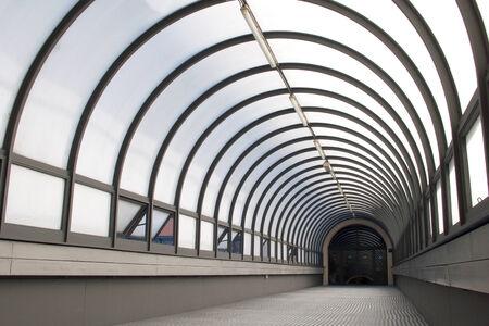 tunel: Glass tunel