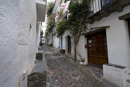 Village of Cadaques in Costa Brava, Catalonia, Spain