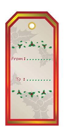 cling: Christmas Tags