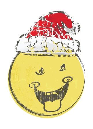 spite: Christmas Cartoon face emotions