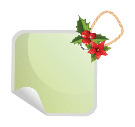 cling: Christmas Tags