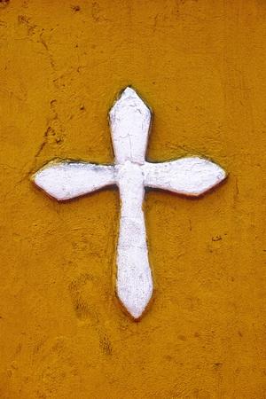 crucifix: Cross or crucifix