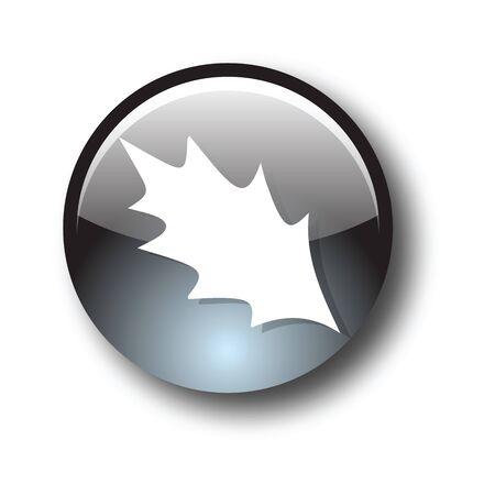 aquifolium: Holly berry icon