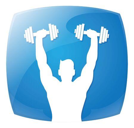 sit ups: Man People Athletic Gym Gymnasium Body Building Exercise Stock Photo