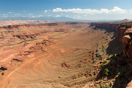 Anticline overlook, Canyonlands National Park, Utah