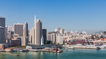 isla del tesoro: Vista desde la isla del tesoro de San Francisco