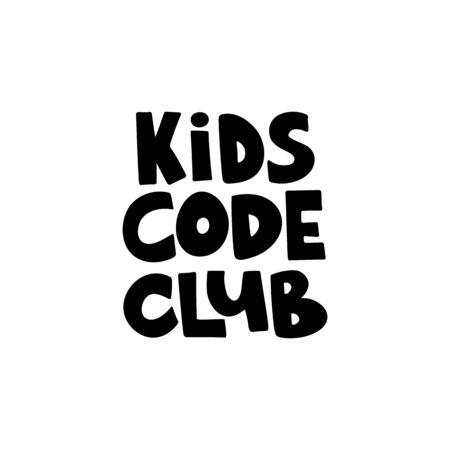 Kids code club