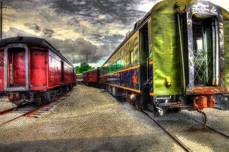HDR Two trains