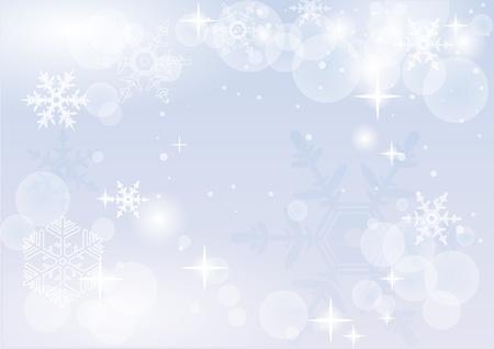achtergrond met sneeuwvlokken