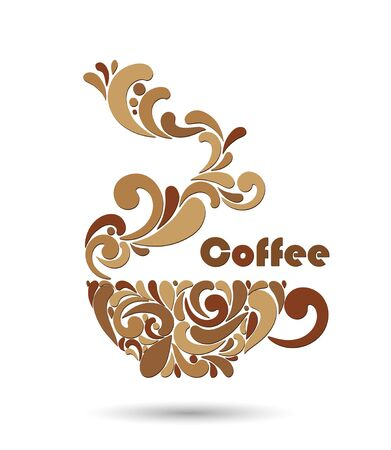 coffe cup: The vector image of Coffe cup. Vector