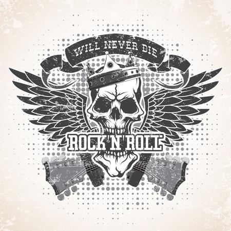 rock n roll: Rock n roll symbol