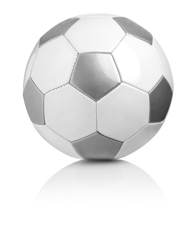 Ball isolated on white background.