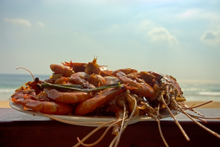 Prepared Seafood photo