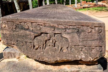 lass: Ancient Sinhalese Scripts