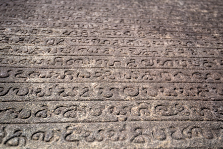 chronicle: Ancient Sinhalese Scripts