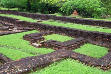 sigiriya: Sigiriya archeological site