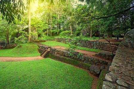 sigiriya: Sigiriya archaeological site