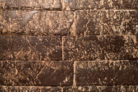 old brick wall: Old vintage brick wall