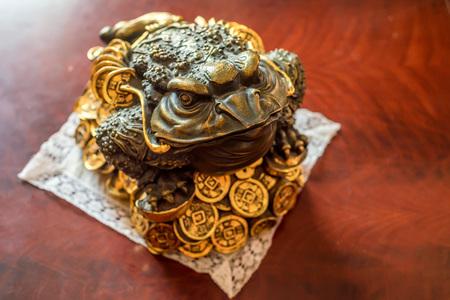 Jin Chan or money toad souvenir