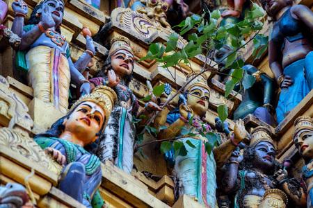ヒンドゥー寺院スリ Muthumariamman Thevasthanam