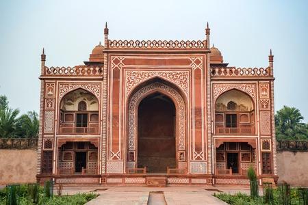 Itimad-ud-Daulah 또는 Baby Taj in 아그라, 인도
