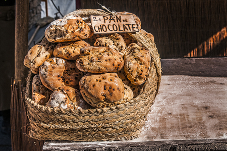 the daily grind: Chocolate bread