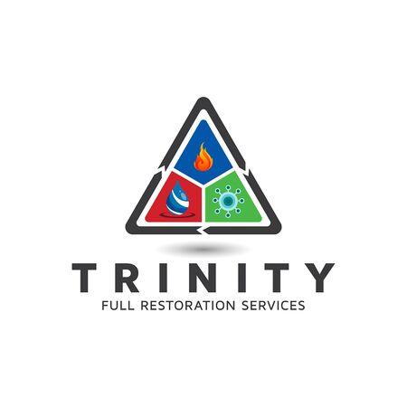 Restoration   Free Vectors logo design