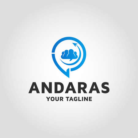 Customer Service Quality Assurance logo template idea