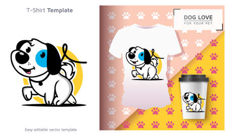 Nice Pet t-shirt, Cool Dog Owner Gift. Funny Dog T-Shirt.