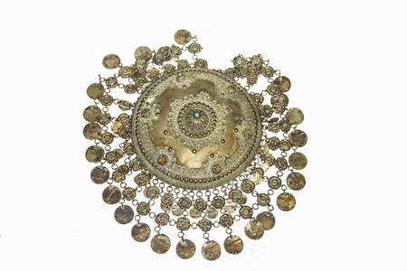 ottoman empire: antique headgear (14-19th Ottoman Empire period) Stock Photo