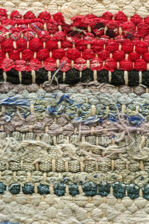 rugs: hand woven rugs Stock Photo