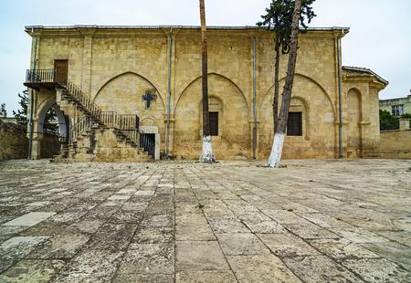 tarsus: Saint Pauls Church, Tarsus (tarsus,Turkey) Stock Photo